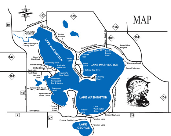 lake washington mn map Board Members Lake Washington Association lake washington mn map