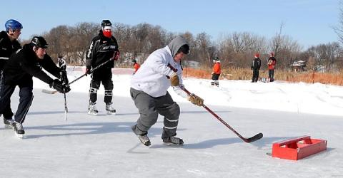 Pond Hockey 2010